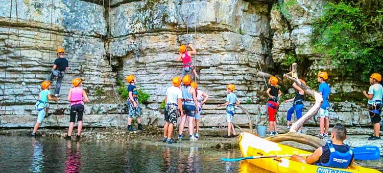Activités groupes vallée de la Dordogne