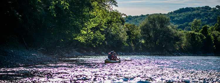 Vacances canoë vallée de la Dordogne