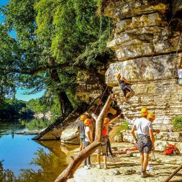 Vallée de la Dordogne escalade