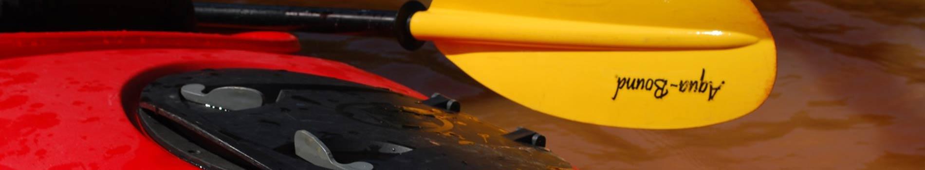 equipement canoe
