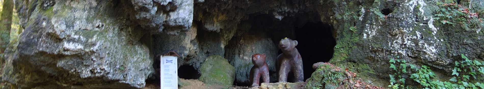 grotte de maxange
